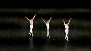 """Stephane Bullion - Nicolas Le Riche - Delphine Moussin """"3e Symphonie G.Mahler"""""""