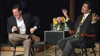 Stephen Colbert Interviews Neil deGrasse Tyson at Montclair Kimberley Academy - 2010-Jan-29