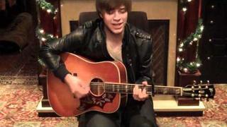 "Stephen Jerzak - ""Snow Angel"" Acoustic"