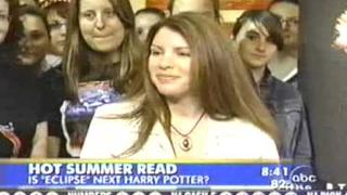 Stephenie Meyer on Good Morning America