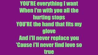 Steve Rushton - Everything I Want - with lyrics x