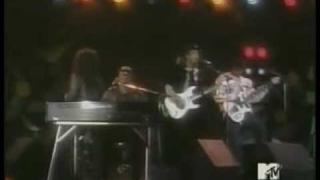 Stevie Wonder and Stevie Ray Vaughan - Superstition (1989)