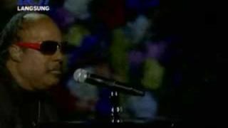 Stevie Wonder on Michael Jackson Memorial @ Staples Center