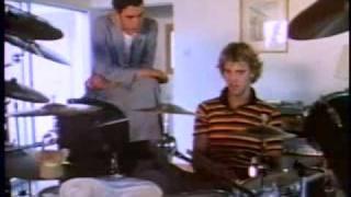 Stewart Copeland Drum Interview