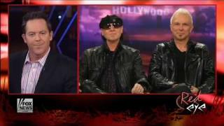 Sting in the tail - FOX News - Klaus Meine and Rudolf Schenker