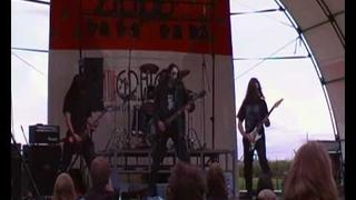 Stíny Plamenů - Žár stoky v plamenech (Live at Blacklights Festival 2009)