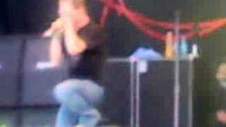 Stone Sour Inhale live novarock