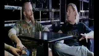 Stone Sour - Rock Sound Interview Part Two
