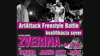 Strapo Vs Zverina freestyle battle 2006 (Part1)