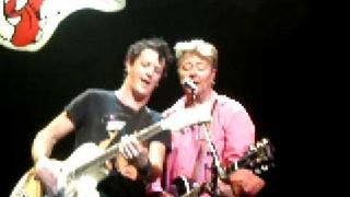 Stray Cats/Chris Cheney (the living end) - I fought the law