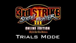 Street Fighter 3 Third Strike Online Edition Trials - Akuma