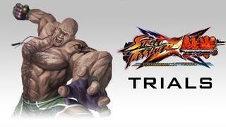 Street Fighter X Tekken Trials - Marduk