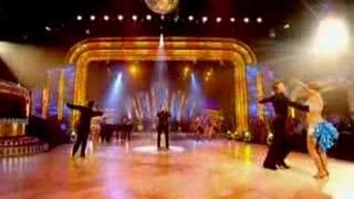 Strictly Come Dancing November 2007 - Every Little Thing She Does is Magic