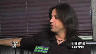 STRYPER's Michael Sweet talks with Eric Blair (part 2) about the passing of his wife Kyle Sweet
