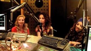 Sugababes get electrocuted (September 2011)