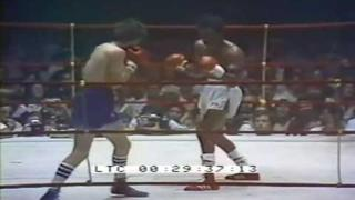Sugar Ray Leonard vs Dick Ecklund Full Fight (1/4) HQ