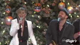 """Sugarland, Vince Gill, Amy Grant Darius Rucker& All Star - """"Jingle Bells"""" ((CMA 2011))"""