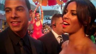 Sugarscape chat to Marvin and Rochelle at Water For Elephants premiere