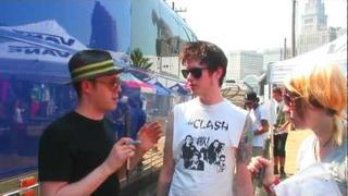 Sum 41 Interview - Warped Tour 2010 - Cleveland, OH - 7.8.10 - CleveRock.com