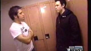 Sum 41's Steve Jocz on Much Music