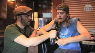 Summerfest 2010: Wes Scantlin - Puddle of Mudd Interview