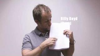 Sunshine on Leith Billy Boyd blog week 1