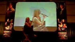 Supernatural Dallas Convnetion 08- Alona Tal Finale
