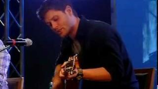 Supernatural singer Jensen Ackles