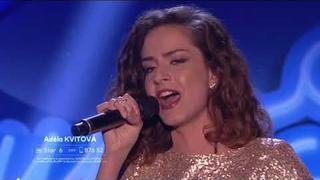 SUPERSTAR - Adéla Kvitová - IDGAF (Dua Lipa)
