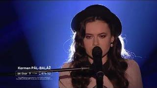 SUPERSTAR - Karmen Pál-Baláž - Someone Like You (Adele)
