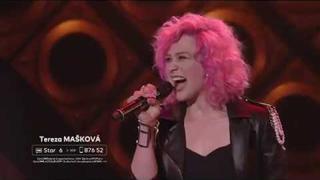 SUPERSTAR Tereza Mašková - Fighter (Christina Aguilera)