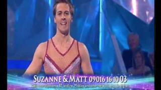 Suzanne Shaw and Matt Evers second skate Final