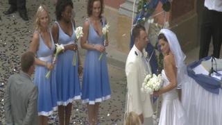 Svatba Petry Faltýnové