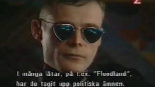 Swedish ZTV Interview with Andrew Eldritch (1993) - Part I