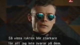 Swedish ZTV Interview with Andrew Eldritch (1993) - Part II