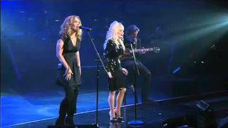 """SWEET MUSIC MAN"" - Dolly & Alison Krauss"