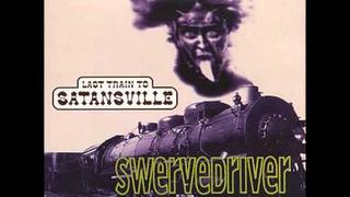 "Swervedriver - ""Last Train to Satansville; Satansville Revisited"" (RARE)"