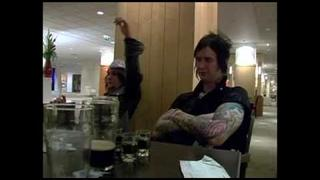 Synyster Gates drunk