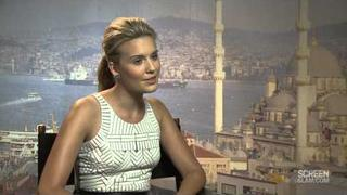 TAKEN 2: Interview with Maggie Grace