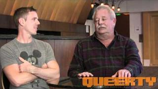 Tales of the City interview with Jake Shears & Armistead Maupin