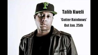 "Talib Kweli ""Cold Rain"" (Gutter Rainbows Album)"