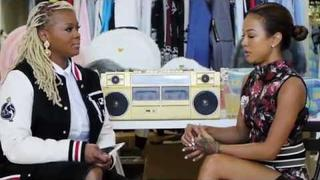 Talking Fashion with Karrueche Tran