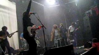 Tame Impala-The Silents-Craig Nicholls - 20100516 - The Metro, Sydney - 06 - Get Free (Cover)