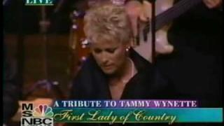 Tammy Wynette-MEMORIAL
