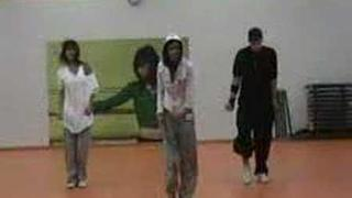 Tanec na Rihannu
