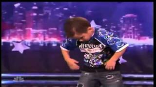 Tanner Edwards at America's Got Talent 2011 (HT)