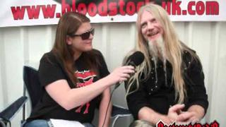 TAROT interview at Bloodstock Festival 2011