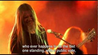 Tarot (Nightwish, Northern Kings)- interview with Marco Hietala, part 2