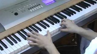 Tarzan Boy - Piano Cover