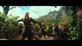 Tauriel and Legolas (love story)